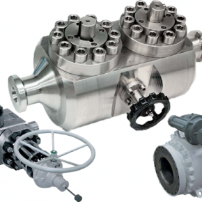 G-Blok® –Side Entry Body and Closure Trunnion-Mounted Ball Valves